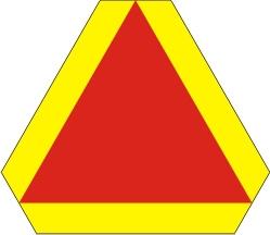 Знак Тихоходного Транспортного Средства