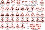 Предупреждающие дорожные знаки – Предупреждающие знаки (с пояснениями)| Приложение 1. Дорожные знаки к ПДД РФ