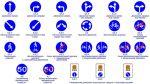 Знаки дорожного движения информационные – Информационные знаки (с пояснениями)| Приложение 1. Дорожные знаки к ПДД РФ